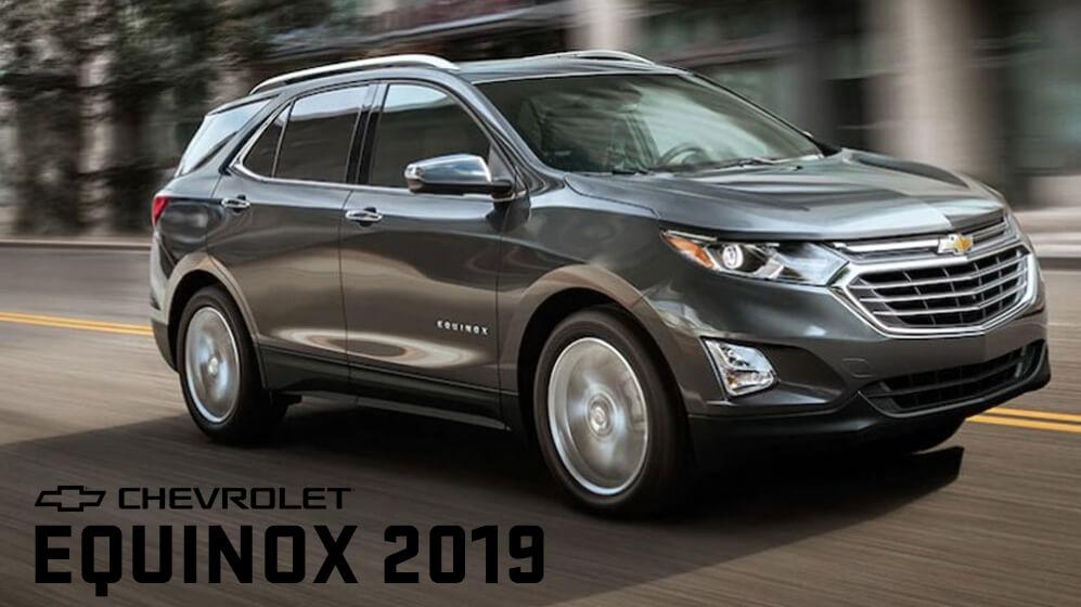 Chevrolet Equinox 2019: disponible chez Dilawri Auto à ...